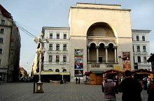Palatul Culturii, Teatrul si Opera, Timisoara, Foto: Niculina Olaru