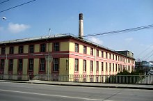 Fabrica de tigarete, Timisoara, Foto: Niculina Olaru