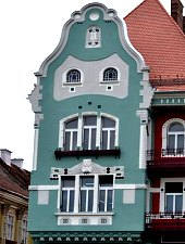 Brück house, Timișoara·, Photo: Augustina Herciu