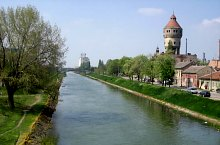 Turnul de apa Iosefini, Timisoara, Foto: Niculina Olaru