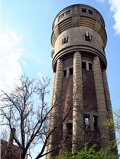 Turnul de apa Iosefini, Timisoara, Foto: Iulian Maiorescu
