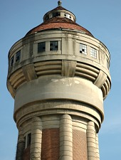 Fabric Water Tower, Timișoara·, Photo: Sergiu Stefanov