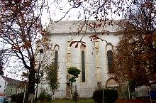Torda, Katolikus templom, Fotó: WR