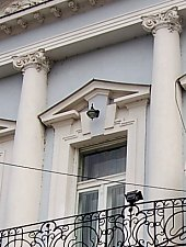 Torda, Prefect house, Photo: WR
