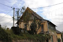 Toth family house, Turda·, Photo: WR