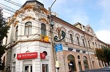 Torda, Pénzügyi palota, Fotó: WR