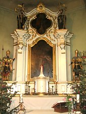 Franciscan Church and Monastery, Turda·, Photo: Józsa Lajos