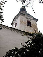 New Turda, Reformed church, Turda·, Photo: WR