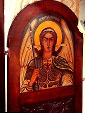 Aranyospolyán Görög-katolikus templom, Torda., Fotó: Ana Maria Catalina