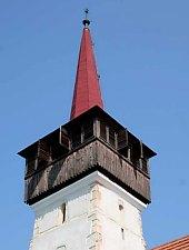 Torda, Aranyospolyán Református templom, Fotó: Keleti Abigél