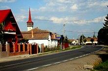 Torda, Aranyospolyán Református templom, Fotó: Ana Maria Catalina