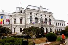 Turda, County Building, City Hall, Photo: WR
