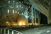 Salt mine Turda, Turda·, Photo: Ananaie Hirișcău