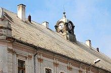 Tribunalul, Fosta Primarie, Turda, Foto: WR
