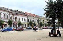 Wesselényi udvarház, Torda., Fotó: Ana-Maria Catalina