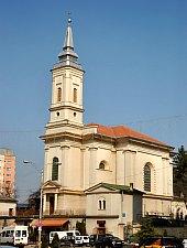 Catholic church, Zalău·, Photo: WR