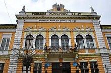Városháza, Zilah., Fotó: WR
