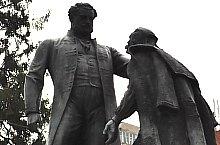 Statuia Wesselényi, Zalau, Foto: WR